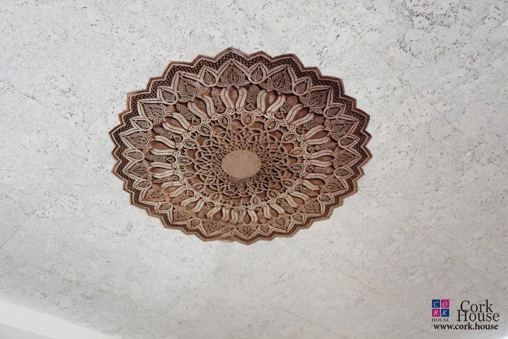 Пробка для потолка