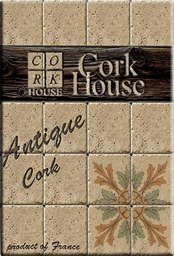 antique-cork Пробковые напольные покрытия