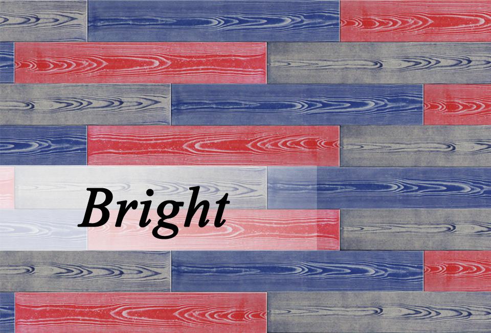 Клеевой пробковый пол Bright