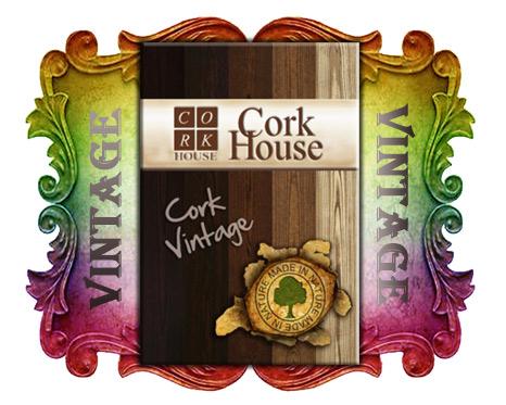 Коллекция пробковых полов Cork Vintage