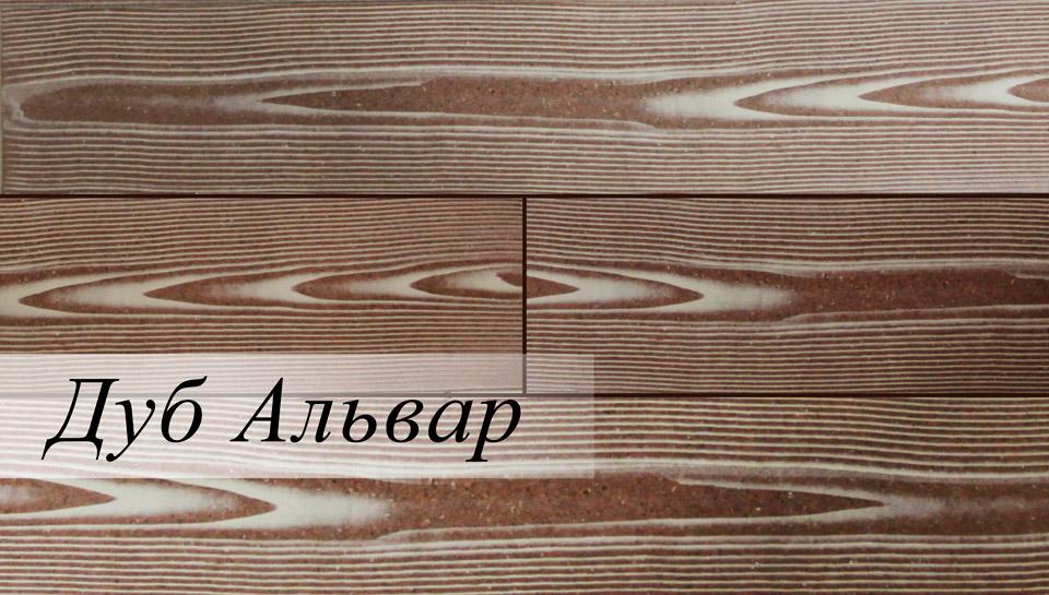 Клеевой пробковый пол Дуб-Альвар