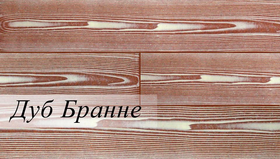 Клеевой пробковый пол Дуб-Бранне