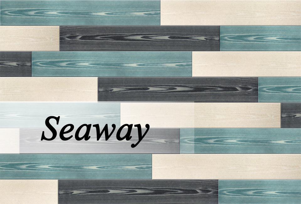 Клеевой пробковый пол Seaway
