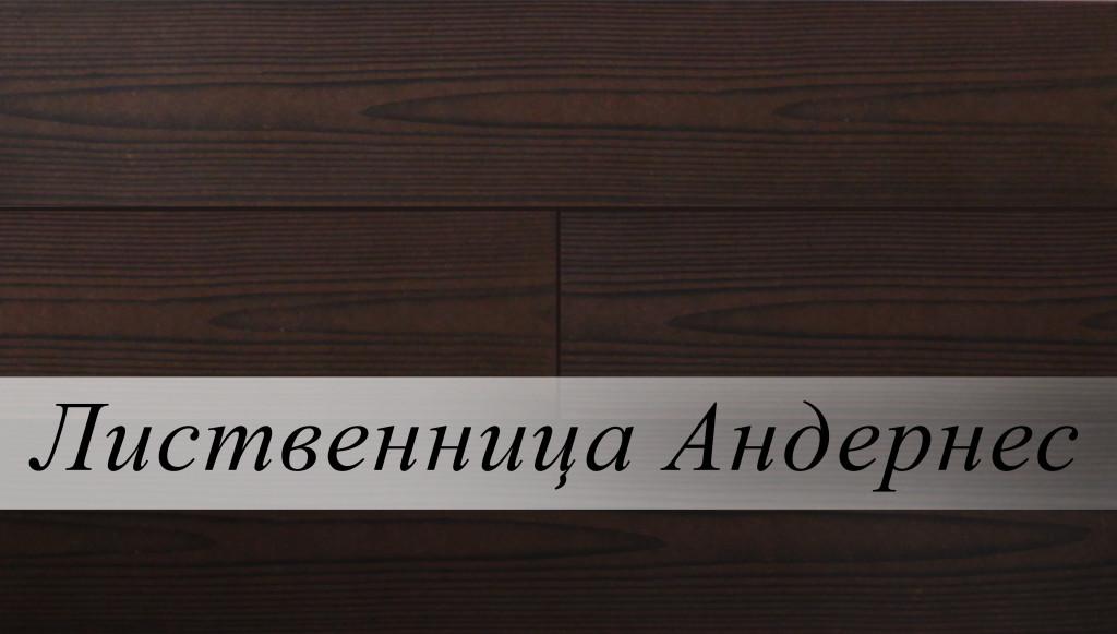 лиственница андернес