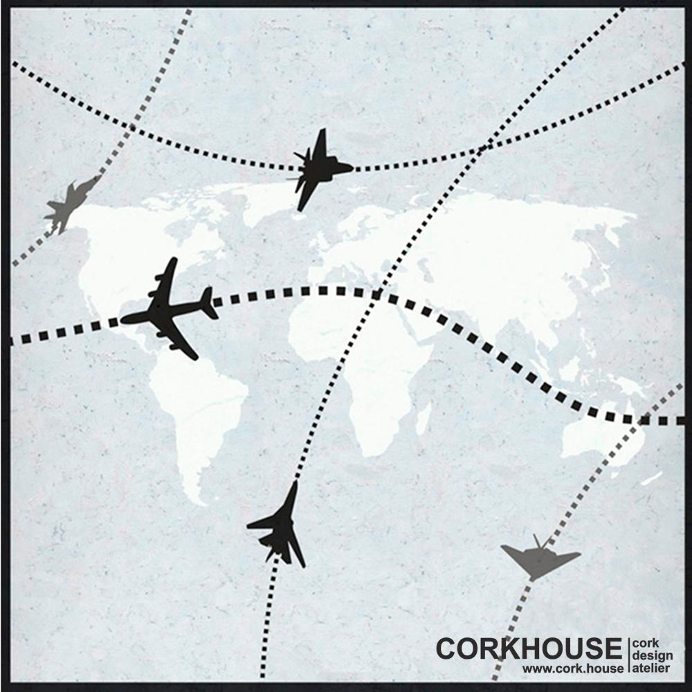 """""""Airline"""" техника - Принт"""