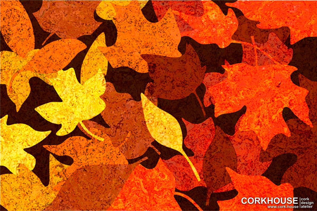"""""""Autumn"""" техника - Мозаика"""