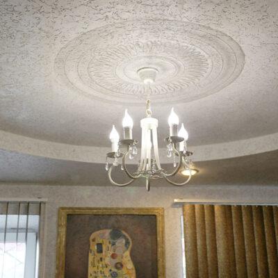 клеевое пробковое покрытие на потолок