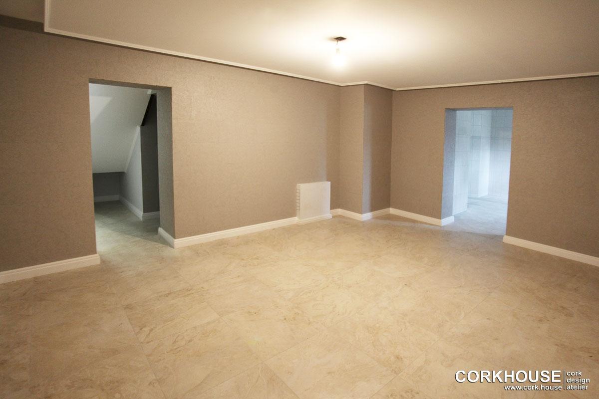 стеновая пробка в квартире